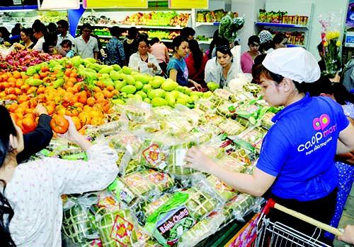 Saigon Co.op là nhà bán lẻ nộp thuế cao nhất Việt Nam 2017 - Ảnh 1.
