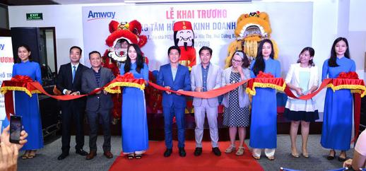Amway mở trung tâm hỗ trợ kinh doanh tại Đà Nẵng - Ảnh 1.