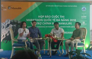 Hơn 7.000 người tham gia giải Manulife Danang International Marathon 2018 - Ảnh 1.