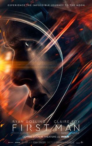 Phim về Neil Armstrong bị chỉ trích - Ảnh 1.