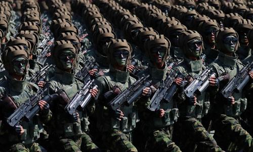Triều Tiên vươn lên thắng thế - Ảnh 1.