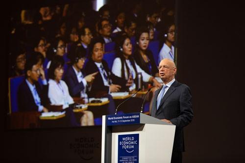 Hôm nay, WEF ASEAN 2018 chính thức khai mạc - Ảnh 1.