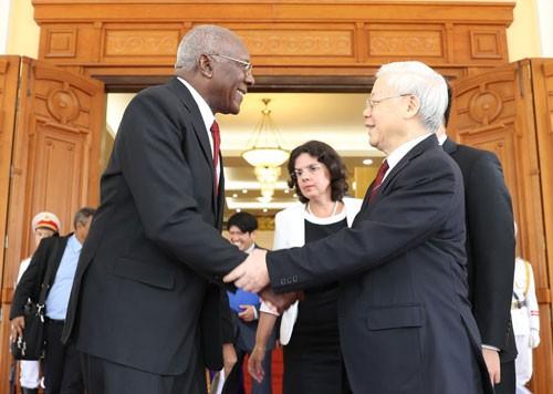 Mối quan hệ Việt Nam - Cuba là tài sản vô giá - Ảnh 1.