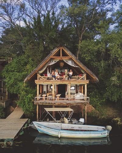 Những ngôi nhà trên cây tuyệt đẹp ai cũng muốn sống thử - Ảnh 3.