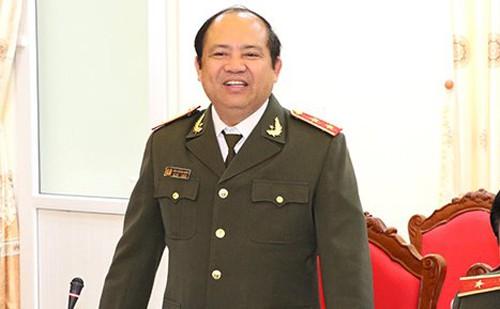 Kỷ luật cảnh cáo Trung tướng Bùi Xuân Sơn - Ảnh 1.