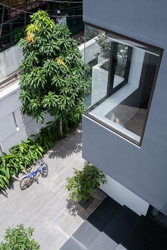 3 ngôi nhà xếp chồng độc đáo ở Việt Nam - Ảnh 2.
