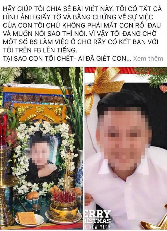 Việt kiều tố BS Chợ Rẫy tắc trách: Nước xa khó cứu lửa gần? - Ảnh 1.