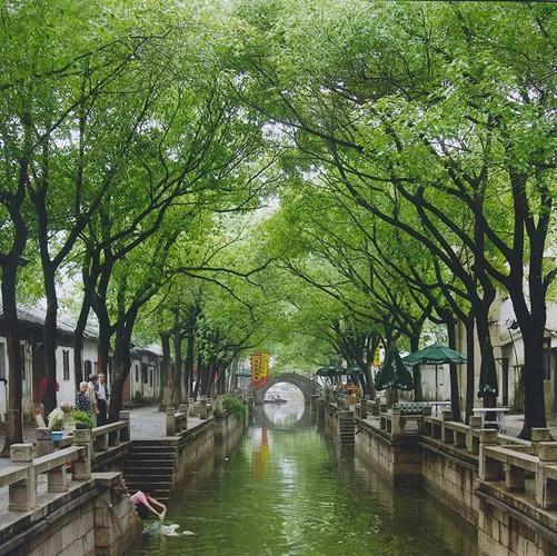 10 cổ trấn Trung Quốc đẹp như phim - Ảnh 7.