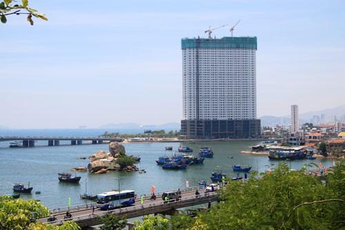 Khánh Hòa: Tràn lan công trình sai phạm - ảnh 1