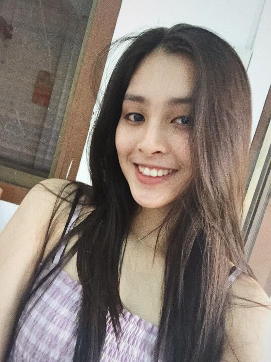 Áp lực của hoa hậu Việt Nam 2018 Trần Tiểu Vy - Ảnh 4.