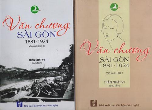Trần Nhật Vy đào xới giá trị văn hóa Sài Gòn xưa - Ảnh 1.