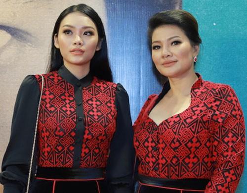 Kiều Trinh- Thanh Tú: Mẹ, con mê nghiệp diễn - Ảnh 1.