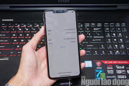 Điện thoại iPhone XS MAX giá 68 triệu đồng đã về Việt Nam - Ảnh 2.