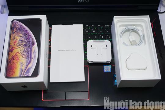 Điện thoại iPhone XS MAX giá 68 triệu đồng đã về Việt Nam - Ảnh 9.