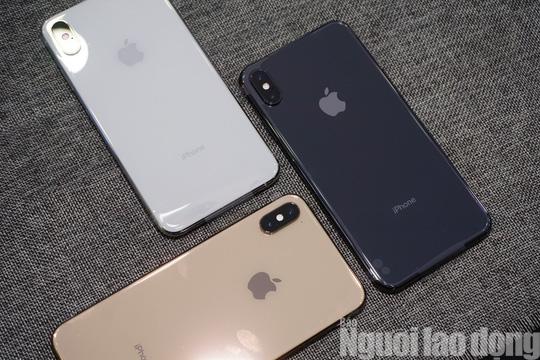 Điện thoại iPhone XS MAX giá 68 triệu đồng đã về Việt Nam - Ảnh 8.