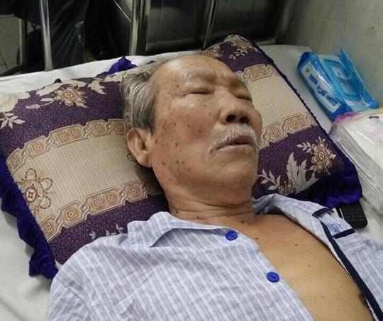 Soan gia Nguyen Thao cap cuu vi ung thu ruot