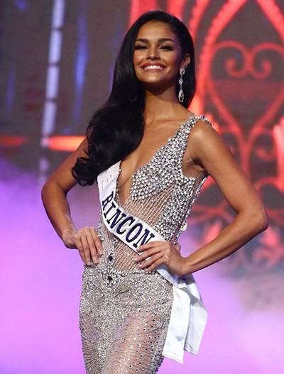 Cận cảnh vẻ đẹp tân Hoa hậu Hoàn vũ Puerto Rico - Ảnh 1.