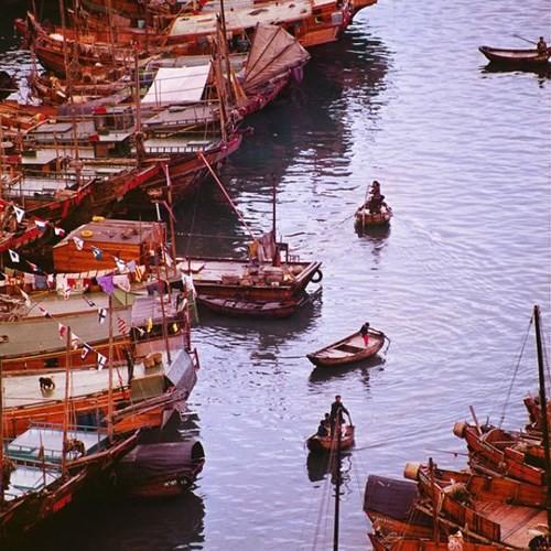 Cuộc sống thường ngày ở Hồng Kông những năm 1970 - Ảnh 7.