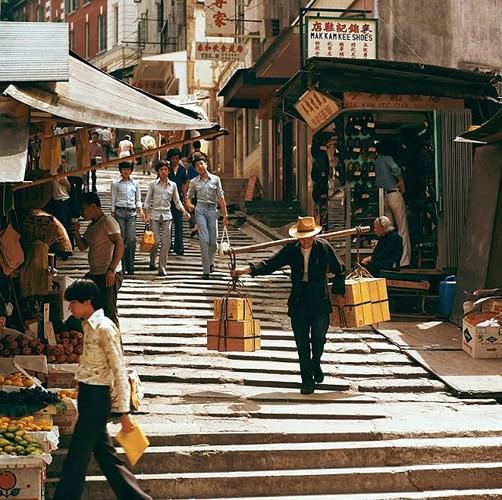 Cuộc sống thường ngày ở Hồng Kông những năm 1970 - Ảnh 9.