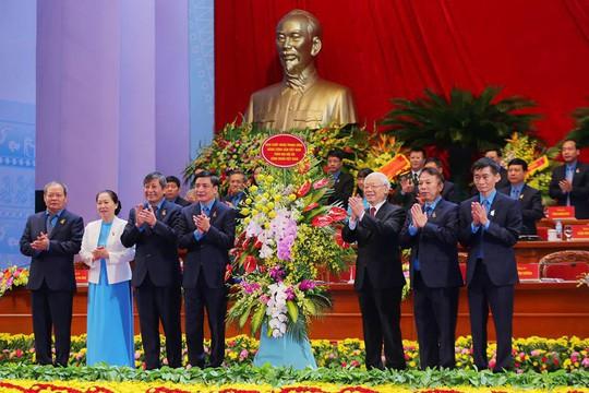Tổng Bí thư Nguyễn Phú Trọng: Lấy nhu cầu hợp pháp, chính đáng của NLĐ làm cơ sở hoạt động - Ảnh 2.