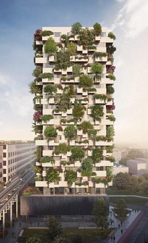 Những tòa nhà chọc trời thiết kế độc đáo nhất mọi thời đại - Ảnh 12.