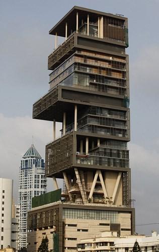 Những tòa nhà chọc trời thiết kế độc đáo nhất mọi thời đại - Ảnh 9.