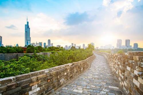 Vạn Lý Trường Thành thứ 2 ở Trung Quốc rất ít người biết - Ảnh 1.