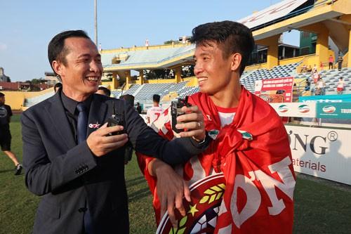 Thể Công trở lại V-League - Ảnh 1.