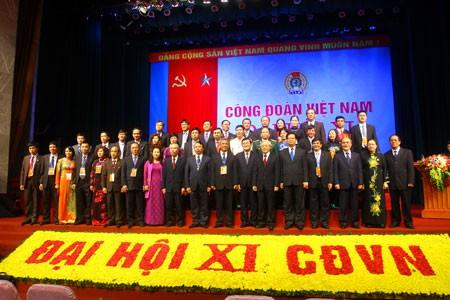 Công đoàn Việt Nam qua 1 số kỳ đại hội - Ảnh 5.