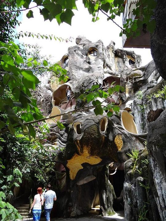 Ngỡ ngàng trước 21 khách sạn đẹp-độc-lạ nhất thế giới - Ảnh 11.