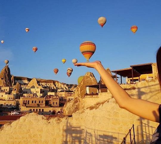 Ngỡ ngàng trước 21 khách sạn đẹp-độc-lạ nhất thế giới - Ảnh 18.