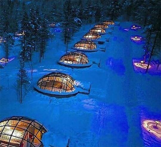 Ngỡ ngàng trước 21 khách sạn đẹp-độc-lạ nhất thế giới - Ảnh 36.