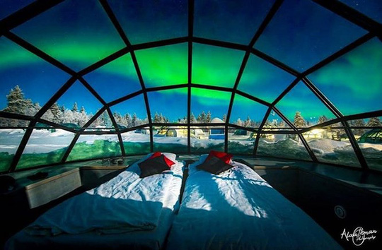 Ngỡ ngàng trước 21 khách sạn đẹp-độc-lạ nhất thế giới - Ảnh 37.