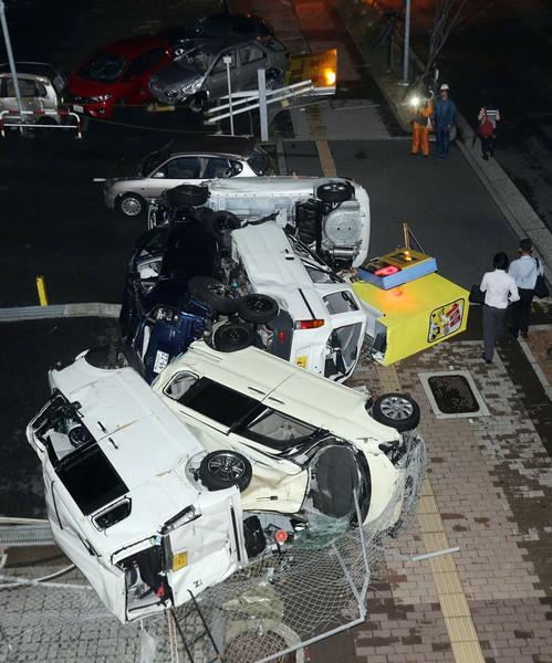 Hình ảnh Nhật Bản tả tơi sau bão Jebi - Ảnh 3.