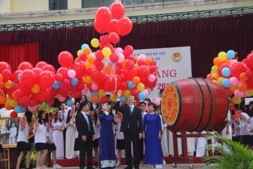 Chủ tịch nước Trần Đại Quang: Giáo dục luôn được đặt ở vị trí trung tâm - Ảnh 3.