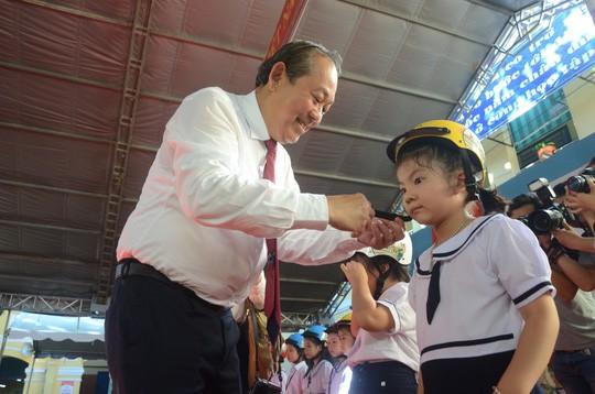 Chủ tịch nước Trần Đại Quang: Giáo dục luôn được đặt ở vị trí trung tâm - Ảnh 21.