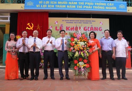 Chủ tịch nước Trần Đại Quang: Giáo dục luôn được đặt ở vị trí trung tâm - Ảnh 11.