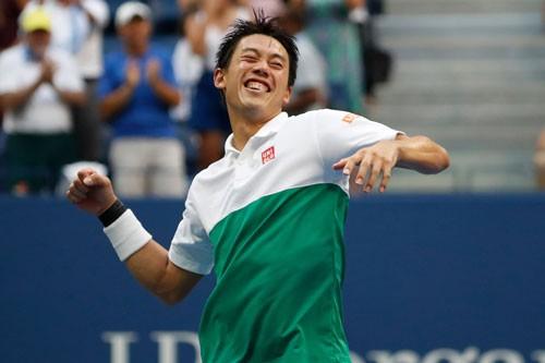Dấu ấn quần vợt Nhật Bản - Ảnh 1.