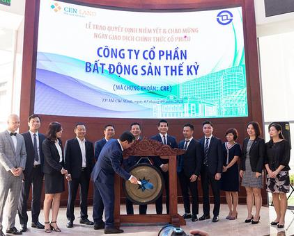 50 triệu cổ phiếu CENLAND chính thức chào sàn HOSE - Ảnh 2.