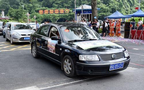 Khai thông tuyến du lịch tự lái xe từ Lạng Sơn qua Trung Quốc - Ảnh 1.