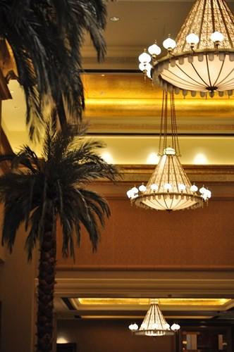 Chiêm ngưỡng khách sạn dát vàng 7 sao siêu xa xỉ ở UAE - Ảnh 4.