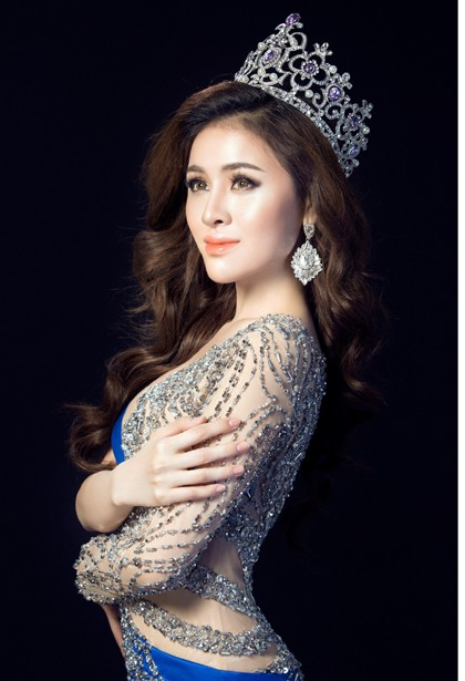 Thư Dung bị thu hồi danh hiệu á hậu Miss Eco International - Ảnh 3.