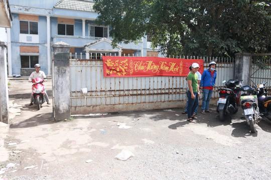 Công nhân Công ty TNHH Tasko Vina khởi kiện đòi lương và BHXH - Ảnh 1.