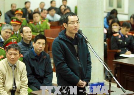 Tòa xử ông Đinh La Thăng và đồng phạm: Những phát ngôn sốc - Ảnh 1.