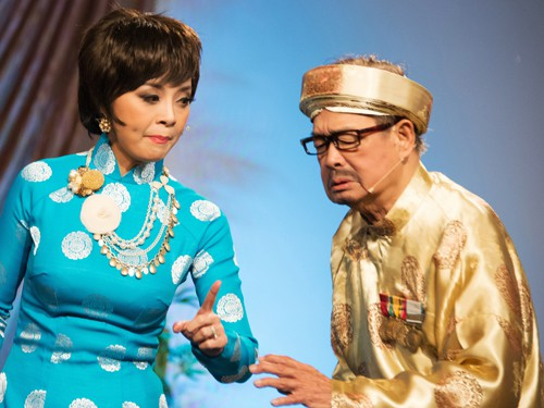 Danh hài Văn Chung qua đời ở tuổi 91 - Ảnh 1.