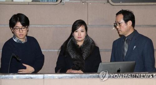 Cô gái trên yên chiến mã Triều Tiên gây sốt tại Hàn Quốc - Ảnh 4.