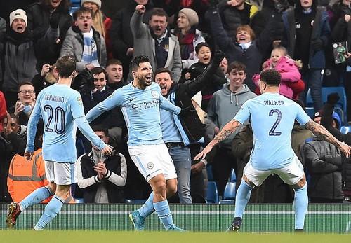 Thắng nghẹt thở Bristol City, Man City mơ chung kết League Cup - Ảnh 7.