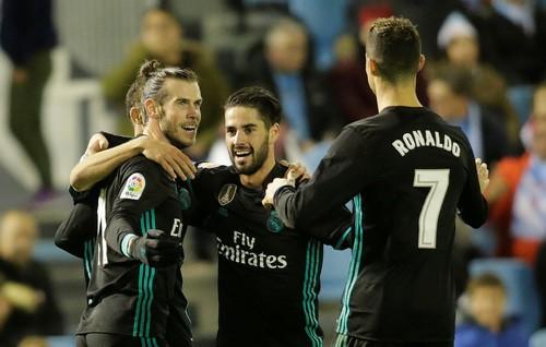 Hòa Celta Vigo, Real Madrid hết cơ hội giữ ngôi vô địch - Ảnh 2.