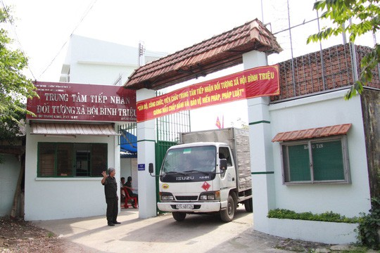 Đâm chết người trước Trung tâm cai nghiện Bình Triệu - Ảnh 1.