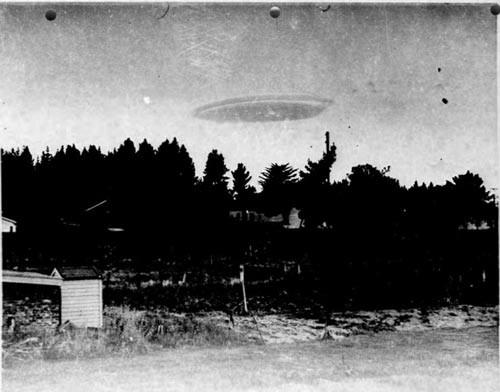 Chương trình bí mật của Lầu Năm Góc: Những cuộc chạm trán UFO kỳ lạ nhất - Ảnh 1.